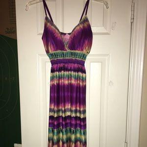 Multi-Colored summer dress